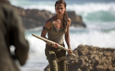 Alicia Vikander je Lara Croft! Podívejte se na první obrázky z nového Tomb Raidera