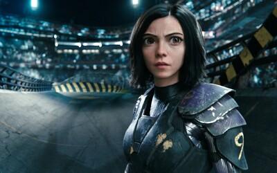 Alita: Bojový Anděl si tě získá sympatickou hrdinkou, špičkovým vizuálem a skvělými akčními scénami (Recenze)