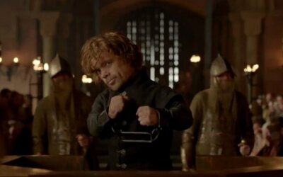 Alternativní konec Tyrionova proslovu z Hry o trůny