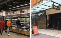Amazon otevřel první obchod, kde lze nakoupit bez pokladen a nekonečného čekání
