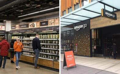 Amazon otvoril prvý obchod, kde sa dá nakúpiť bez pokladní a nekonečného čakania v radoch
