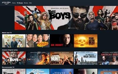 Amazon Prime Video začíná přidávat české a slovenské titulky a dabing. Netflixu a HBO roste konkurence