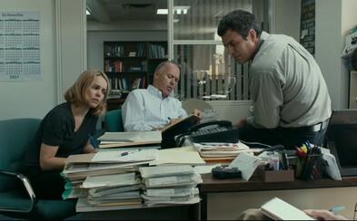 Ambiciózny a hviezdne obsadený thriller Spotlight si opäť raz pýta vašu pozornosť