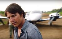American Made s charizmatickým Tomom Cruiseom je svižnou, zábavnou a nenáročnou jazdou, vďaka ktorej v kine výborne zrelaxujete (Recenzia)