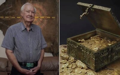 Američan našiel v horách poklad plný diamantov za viac ako milión, naviedla ho básnička. 5 ľudí pri hľadaní zomrelo