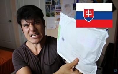 Američan obľubujúci geografiu okúsil hluk slovenského rapkáča. Petra ho svojím listom mimoriadne potešila
