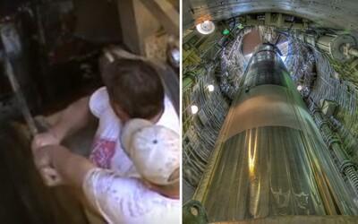 Američan pretvára nukleárne raketové silo na svoj domov. Pri prvom otvorení zapečatených dvier to vyzeralo všelijako