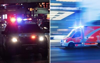 Američan si počas policajnej naháňačky odrezal penis a vyhodil ho von oknom