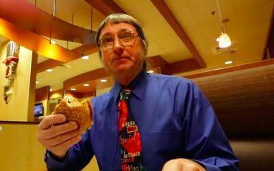 Američan za svoj život zjedol už 30-tisíc Big Macov a podľa všetkého ich má ešte mnoho pred sebou