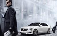 Američané šokují! Nový nejluxusnější Cadillac CT6 má v základu čtyřválec, na V8 zapomeňte