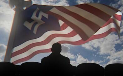 Američané opět hajlují a Marilyn Monroe zpívá Hitlerovi k narozeninám v traileru pro druhou sérii The Man in the High Castle