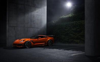 Američania prepisujú históriu legendárneho modelu Corvette. Nová ZR1-ka je doposiaľ najväčšou extrémnosťou