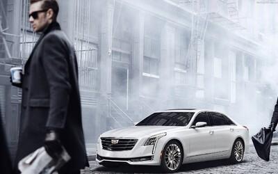 Američania šokujú! Nový najluxusnejší Cadillac CT6 má v základe štvorvalec, na V8 zabudnite