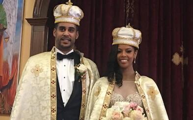 Američanka sa stala princeznou po tom, čo sa vydala za Etiópčana, ktorého stretla v nočnom klube. Zaujal ju mimoriadne odvážnou hláškou