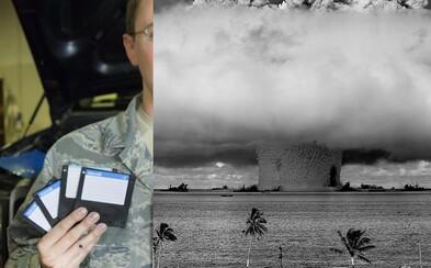 Americká armáda riadi svoje atómové rakety cez 40-ročné počítače na klasické diskety