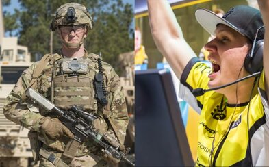 Americká armáda zakladá vlastný esports tím, chce tak mladých ľudí lákať do armády