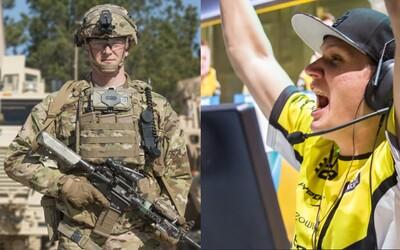 Americká armáda zakládá vlastní esports tým, chce tak lákat mladé do armády