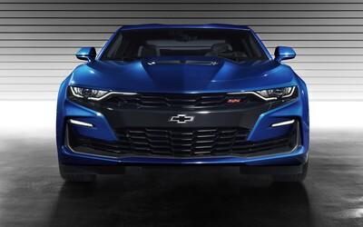 Americká ikona pritvrdzuje dizajnom i technikou. Nové Camaro dostalo až 10-stupňový automat