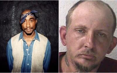 """Americká policie informovala, že zatkla Tupaca Shakura. """"On pořád žije,"""" reagují lidé na sociálních sítích"""