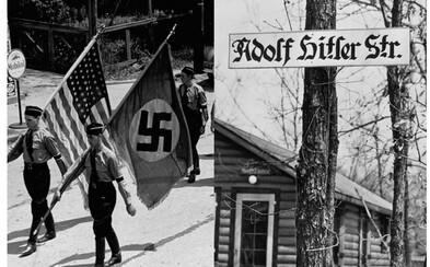 Americké město, kde i dnes musíš být běloch s německými kořeny, aby ses mohl přistěhovat. Yaphank se nacismu zbavil, ale kořeny zůstaly