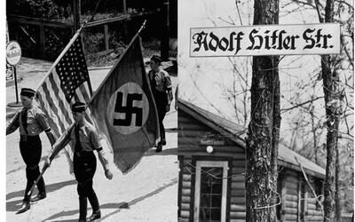 Americké mesto, kde aj dnes musíš byť beloch s nemeckými koreňmi, aby si sa mohol prisťahovať. Yaphank sa nacizmu zbavil, ale korene zostali