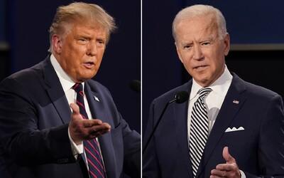 Americké voľby: Biden výrazne vedie, Trump by musel získať všetky zostávajúce hlasy, aby vyhral