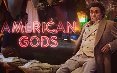 Americkí Bohovia z pera Neila Gaimana ožívajú v prvom traileri