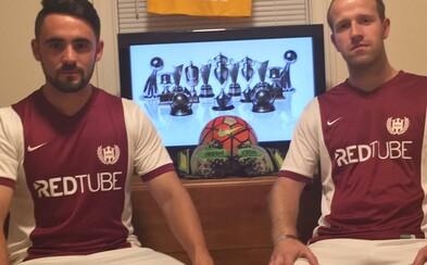 Americký futbalový tím získal lákavého sponzora. Pornostránka Redtube sa rozhodla podporovať miestny klub zo štátu Massachusetts
