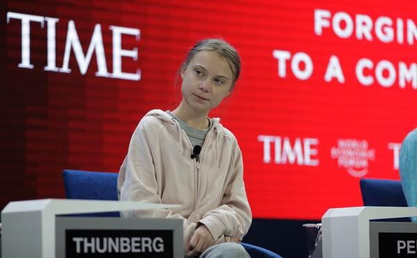 Americký minister financií poslal Gretu Thunberg študovať. Tá mu odpovedala, že nepotrebuje diplom, aby videla, kde je problém