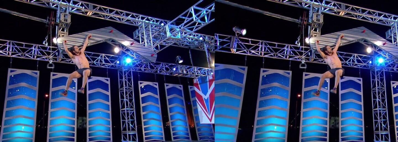 Americký Ninja Warrior má historicky prvního vítěze. Finálová dráha konečně padla až v 7. sérii!