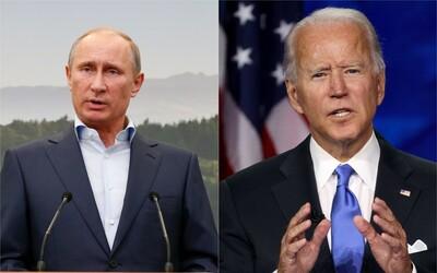 Americký prezident Joe Biden sa chce stretnúť s Putinom. Český minister im ponúkol Prahu ako miesto samitu