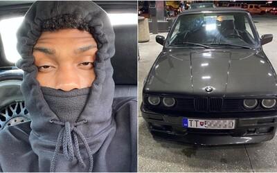 Americký raper se na Instagramu chlubil autem s trnavskou SPZ. Policie zjistila, že se po autě pátrá