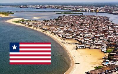 Americký štát v Afrike. Libéria je výtvorom černochov, ktorí sa vymanili spod krutého otroctva