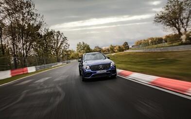 AMG si odnáša z Nürburgringu ďalší rekord. 510-koňové GLC 63 S sa stalo najrýchlejším SUV