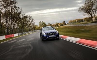 AMG si odnáší z Nürburgringu další rekord. 510koňové GLC 63 S se stalo nejrychlejším SUV