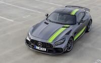 AMG vylepšuje osemvalcové GT-čka a odhaľuje okruhovú špecialitku s príznačným názvom PRO
