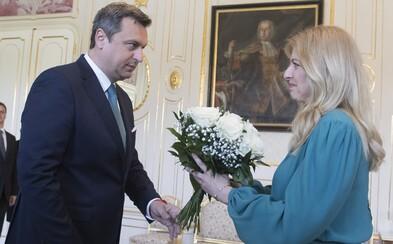 Andrej Danko je opäť na smiech celému Slovensku. Tvrdí, že niekto vykúpil celý internet a Čaputovú dostal do nepríjemnej situácie