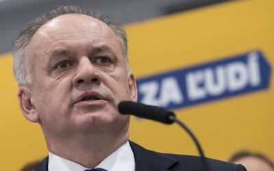 Andrej Kiska sa nezúčastní rokovaní o zostavovaní vlády, neposlúcha ho srdce