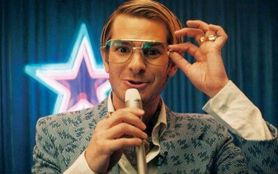 Andrew Garfield Stars as Crazy YouTuber Who Does Anything for the Fame