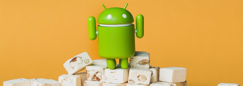 Android 7.0 Nougat je tu! Google začína s aktualizáciou Nexus zariadení
