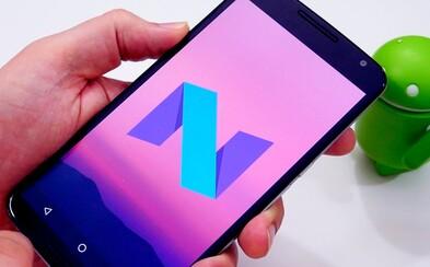 Android N prinesie graficky lepšie mobilné hry a bude si už rozumieť aj s virtuálnou realitou