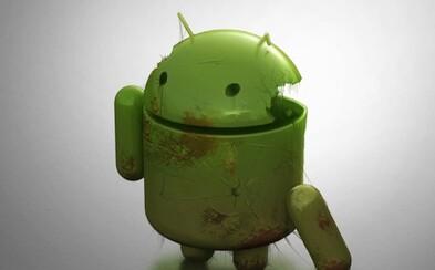 Android sa stal operačným systémom s najväčším počtom bezpečnostných chýb za rok 2016