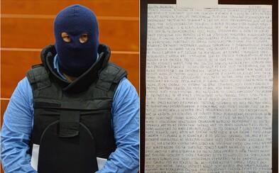 Andruskó píše z väzenia po oslobodení Kočnera, spomína Fica: Vražda Kuciaka bola politická, generálnu prokuratúru ovláda mafia