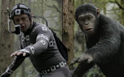 Andy Serkis chce aj naďalej hrať v pokračovaniach úžasnej Planéty opíc. Dočkáme sa ale vôbec ďalších častí?