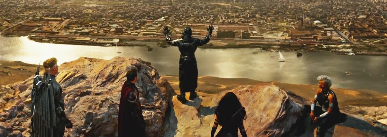 Angel, Storm a história záporáka menom Apocalypse sú hlavnými ťahákmi v najnovších ukážkach pre X-Men