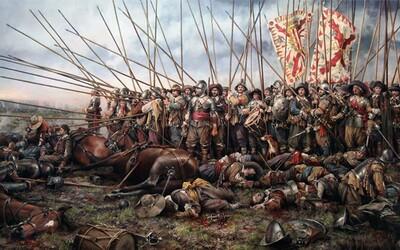 Anglická občianska vojna: Zatmenie nad britskou monarchiou, ktoré spečatilo osud bezohľadného vládcu