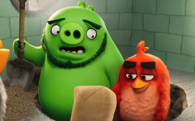 Angry Birds si v pokračování hrají na Mission: Impossible a společně s prasátky bojují proti nepřátelům