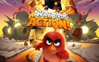 Angry Birds sú späť. Nová hra s nahnevanými vtákmi prináša peknú grafiku aj skvelú hrateľnosť