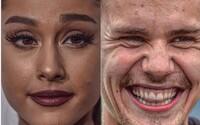 Ani Ariana Grande nebo Kylie Jenner nemají tak dokonalou pleť, jak by se ti mohlo zdát. Instagramový účet upozorňuje na detaily