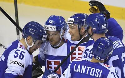 Ani fantastický výkon Slovensku na výhru v zápase s Kanadou nestačil